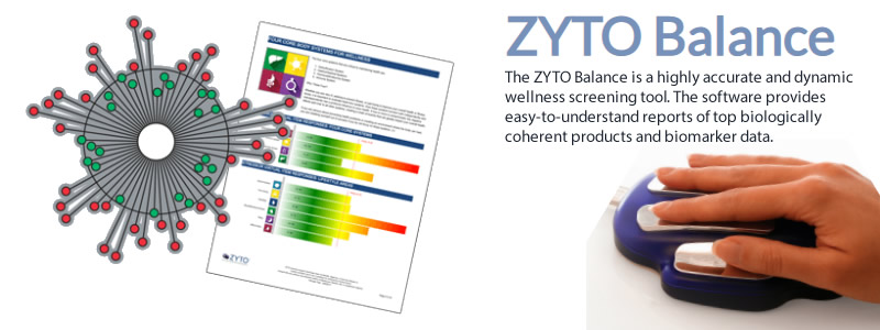 Zyto Balance at Herbs by Design